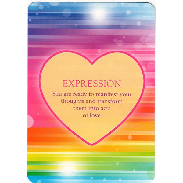 Power of Love Activation Cards 4