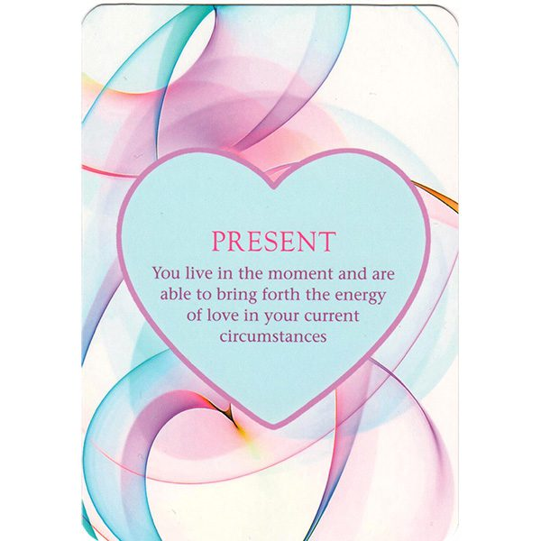 Power of Love Activation Cards 9