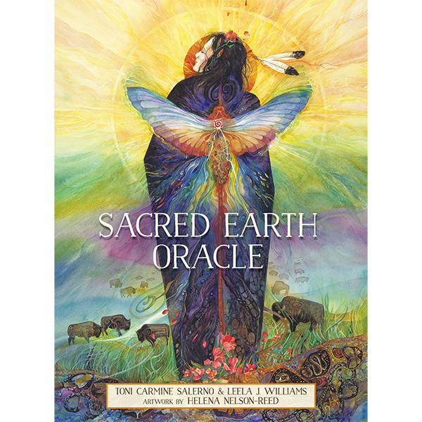 Sacred Earth Oracle 6