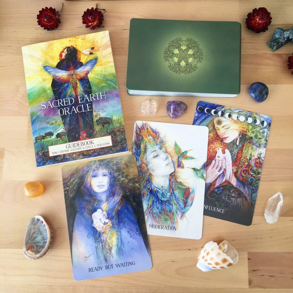 Sacred Earth Oracle 8