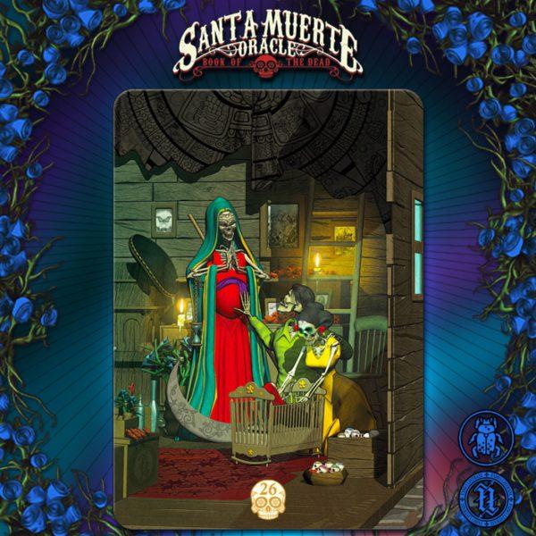 Santa Muerte Oracle 3