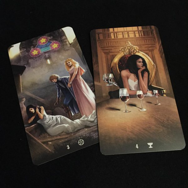 Tarot of the Haunted House 10