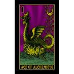 Alchemystic Woodcut Tarot 2