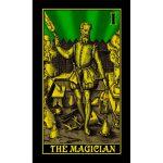 Alchemystic Woodcut Tarot 5