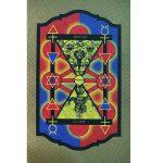 Alchemystic Woodcut Tarot 7