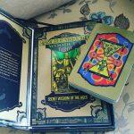 Alchemystic Woodcut Tarot 9