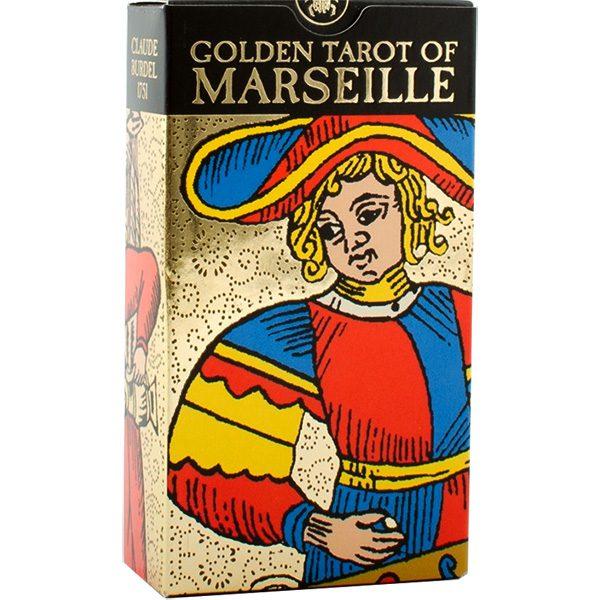 Golden Marseille Tarot 1
