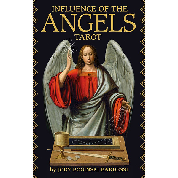 Influence of The Angels Tarot 3