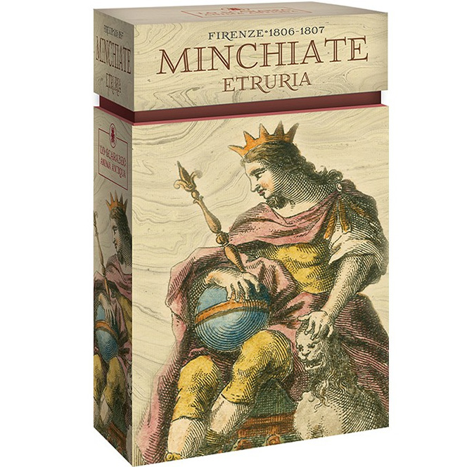 Minchiate Etruria (Limited Edition) 15