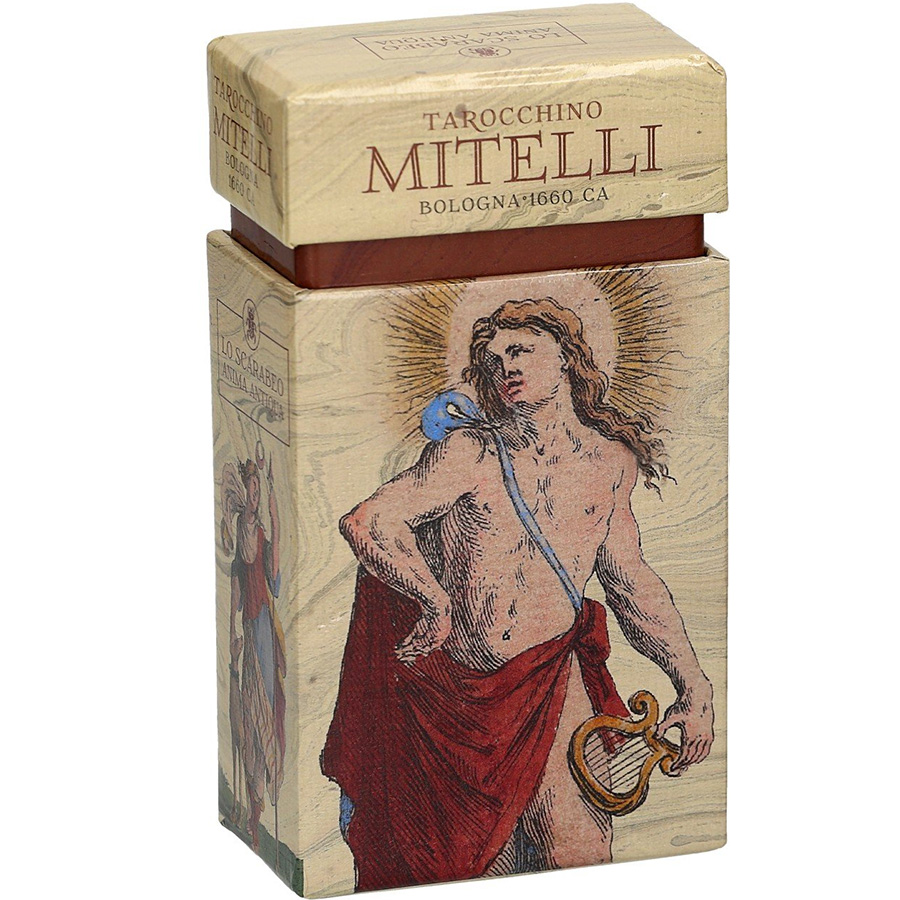 Tarocchino Mitelli Deck (Limited Edition) 13