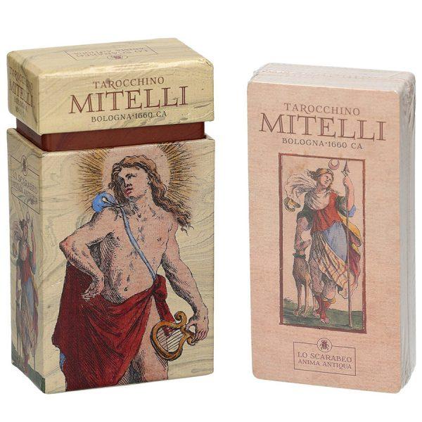 Tarocchino Mitelli Deck 2