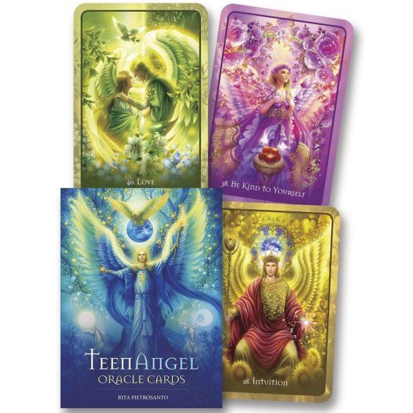 TeenAngel Oracle Cards 10