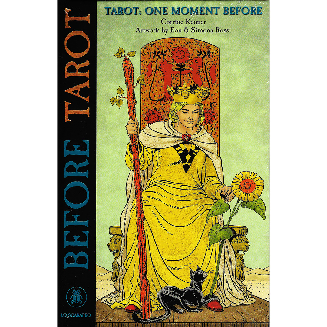 Before Tarot - Bookset Edition 5