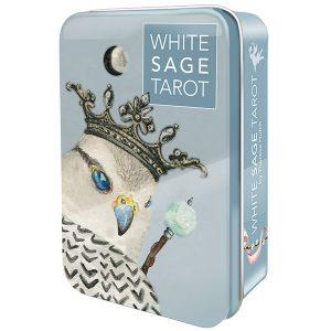 White Sage Tarot 8
