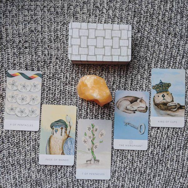 White Sage Tarot 10