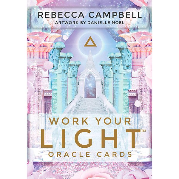 Work Your Light Oracle 1