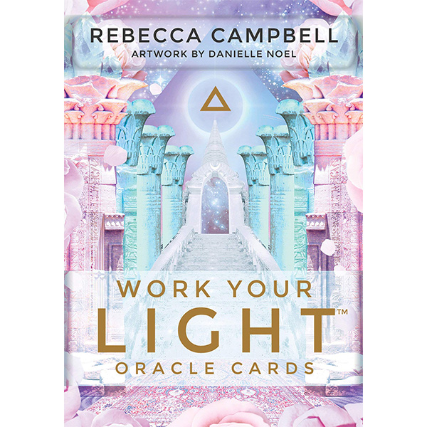 Work Your Light Oracle 17