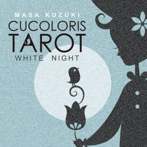 Cucoloris Tarot White Night (Limited) 4