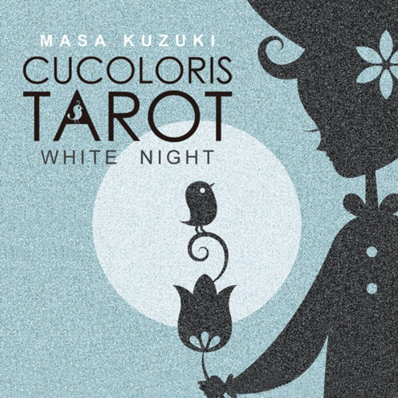 Cucoloris Tarot White Night (Limited) 3