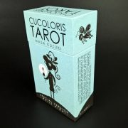 Cucoloris Tarot White Night 12