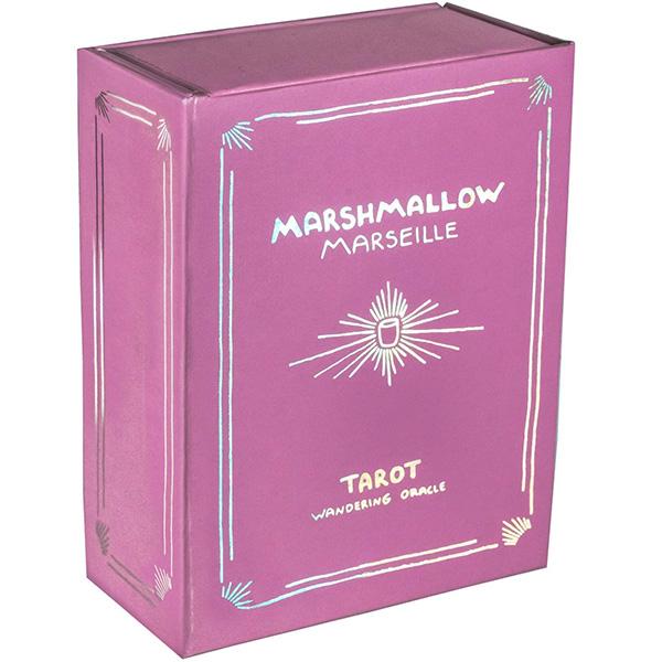 Marshmallow Marseille Tarot 3