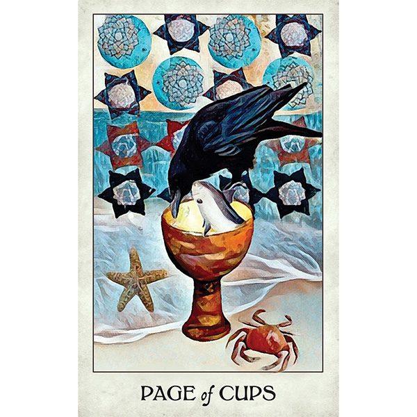 Crow Tarot 4