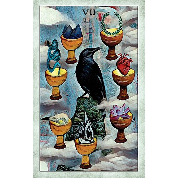 Crow Tarot 5