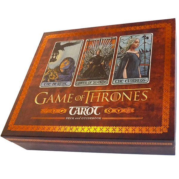 Game of Thrones Tarot 0