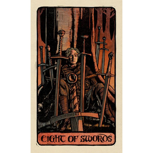 Game of Thrones Tarot 10