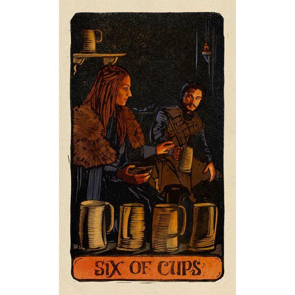 Game of Thrones Tarot 11