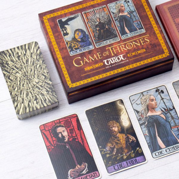 Game of Thrones Tarot 12
