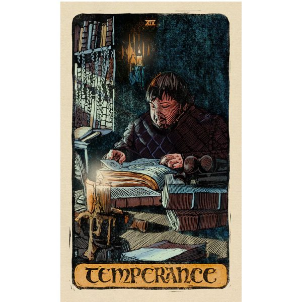 Game of Thrones Tarot 3