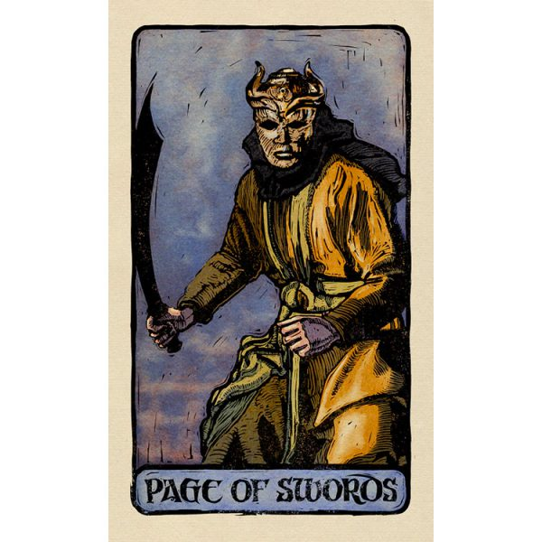 Game of Thrones Tarot 6