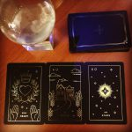 Golden Thread Lenormand 4