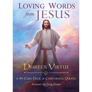 Loving Words from Jesus Cards 1