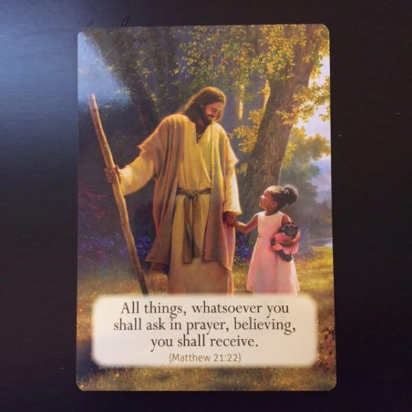 Loving Words from Jesus Cards 4