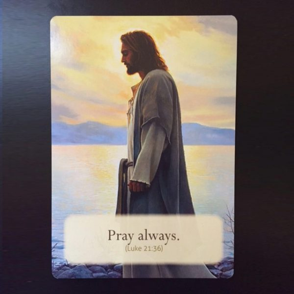 Loving Words from Jesus Cards 6