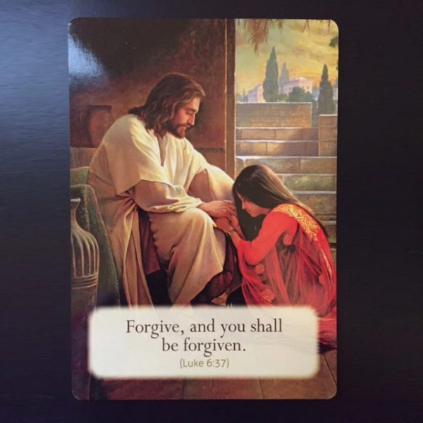 Loving Words from Jesus Cards 7
