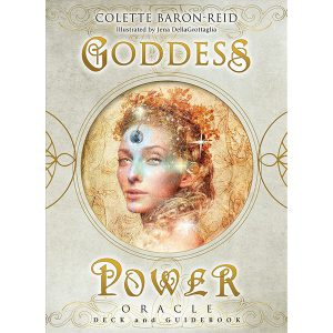 Goddess Power Oracle 8