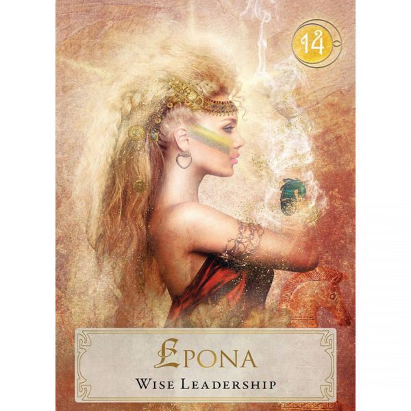 Goddess Power Oracle 3
