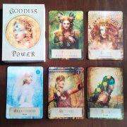 Goddess Power Oracle 9