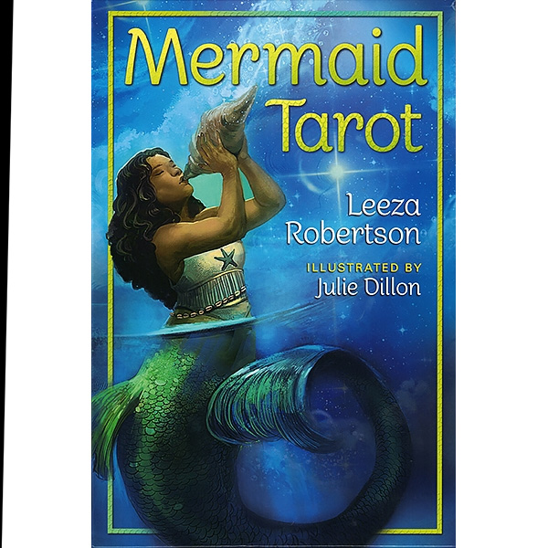 Mermaid Tarot 8