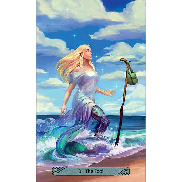 Mermaid Tarot 2