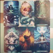 Mermaid Tarot 6