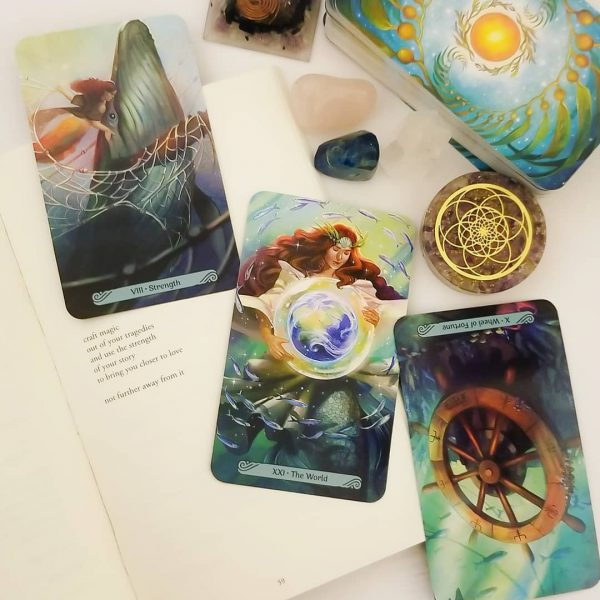 Mermaid Tarot 7