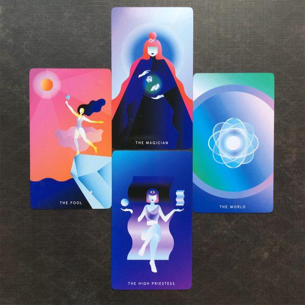 Mystic Mondays Tarot 5