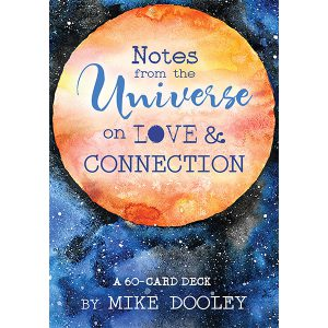 Notes from the Universe on Love and Connection Cards 34
