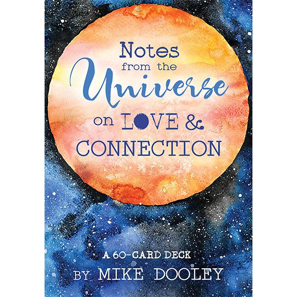 Notes from the Universe on Love and Connection 1