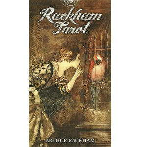 Rackham Tarot 8