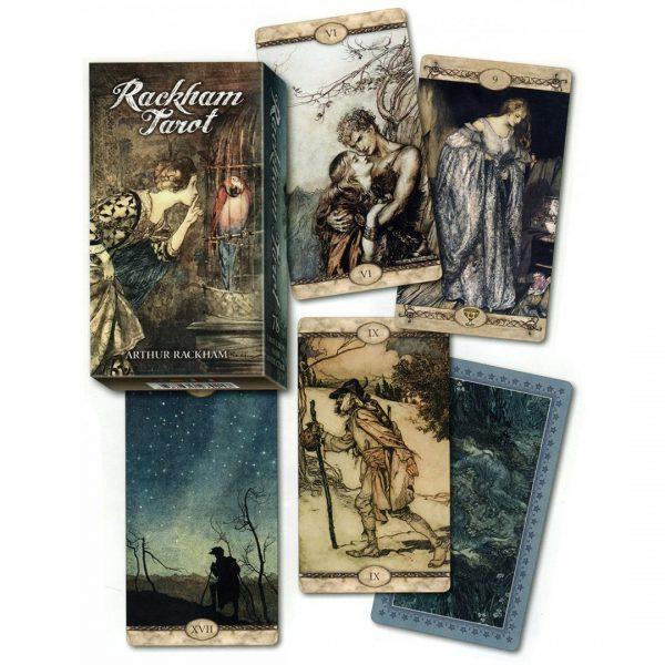 Rackham Tarot 10